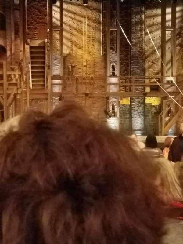 Orpheum Theatre (Minneapolis), section: MF1, row: S, seat: 6