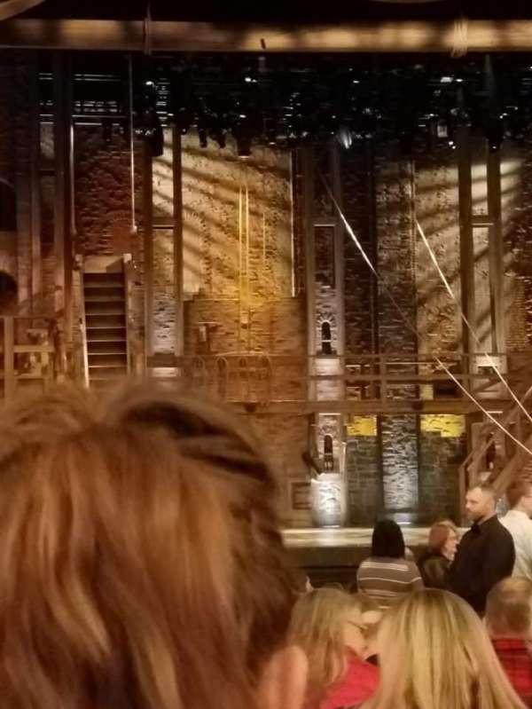 Orpheum Theatre (Minneapolis), section: MF1, row: S, seat: 7