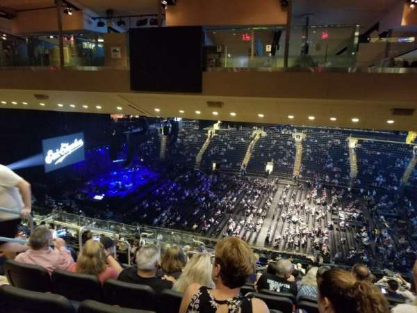 Madison Square Garden, section: 225, row: 19, seat: 6