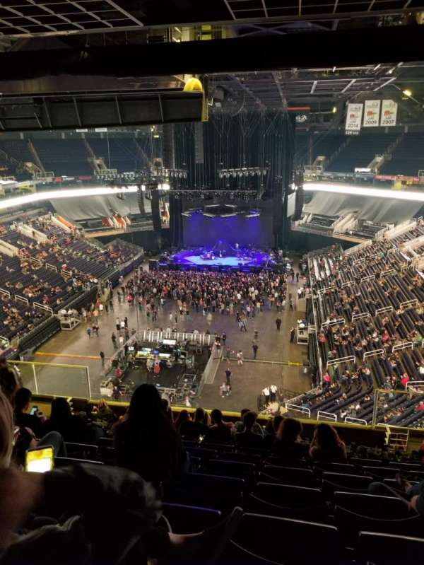 PHX Arena, section: 210, row: 12, seat: 5