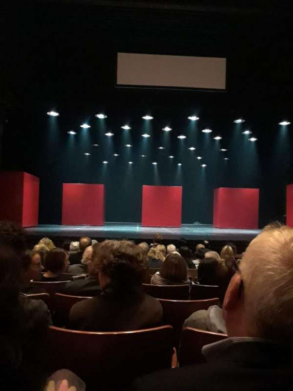 The Kennedy Center Eisenhower Theater, section: Orchestra, row: N, seat: 113