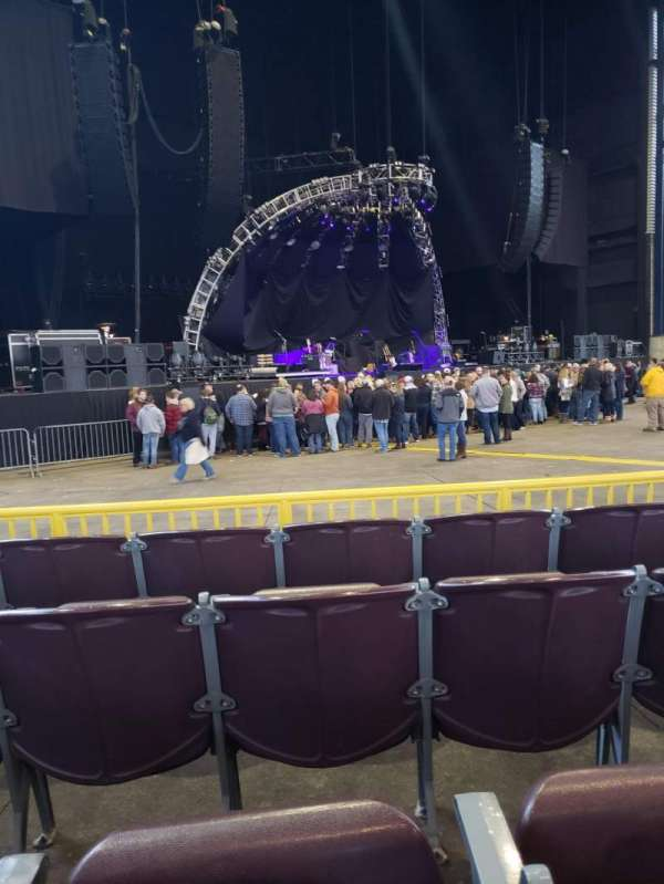 Jiffy Lube Live, section: 103, row: D, seat: 22