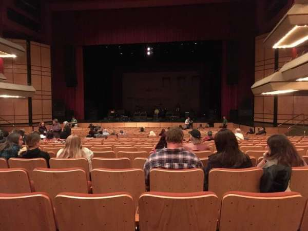 Thunder Bay Community Auditorium, section: Orchestra, row: W, seat: 26