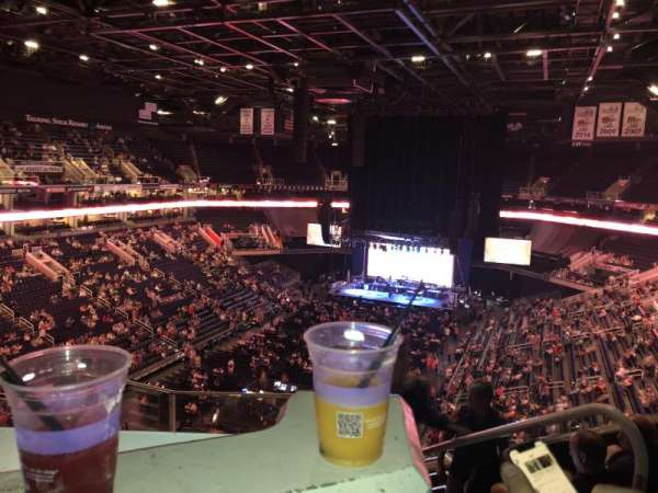 PHX Arena, section: 209, row: 6, seat: 3