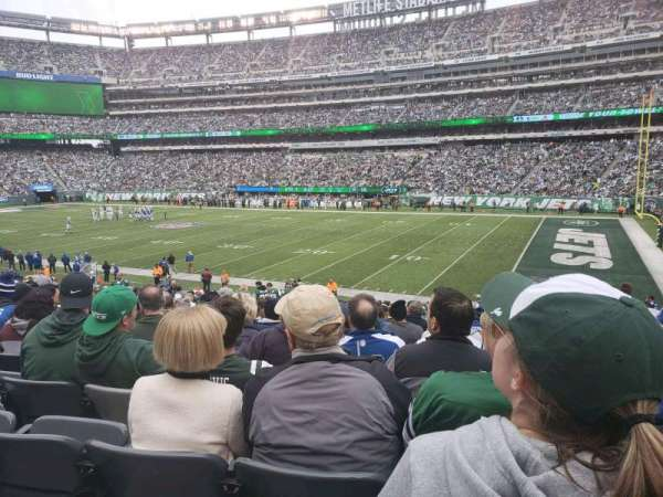 MetLife Stadium, section: 134, row: 26, seat: 12