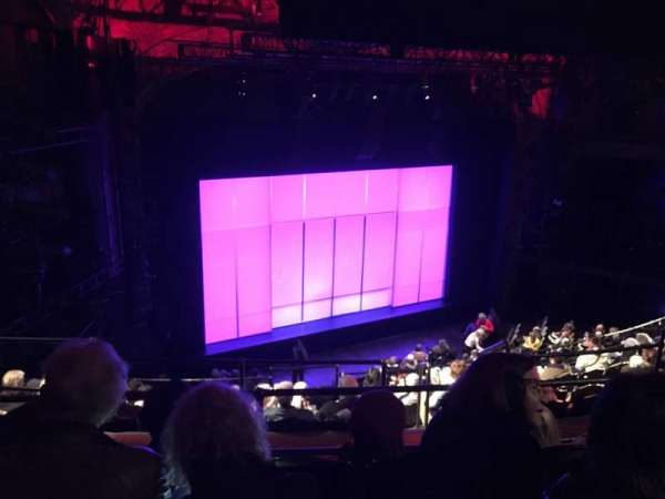 Studio 54, section: Rear Mezz, row: HH, seat: 121