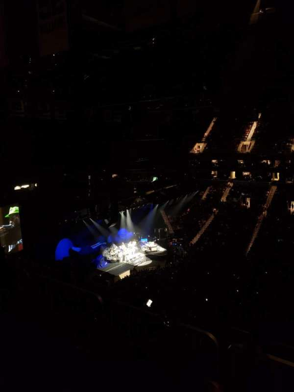 Barclays Center, section: 223, row: 7, seat: 2