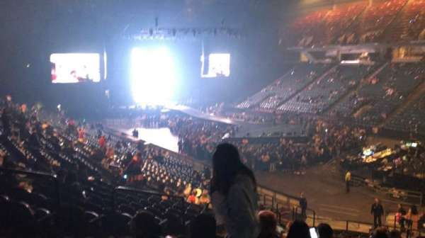 FirstOntario Centre, section: 118, row: 25, seat: 15