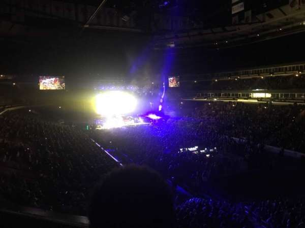 United Center, section: 212, row: 2, seat: 10