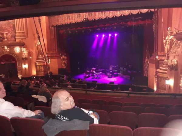 Beacon Theatre, section: Loge4, row: F, seat: 38-40