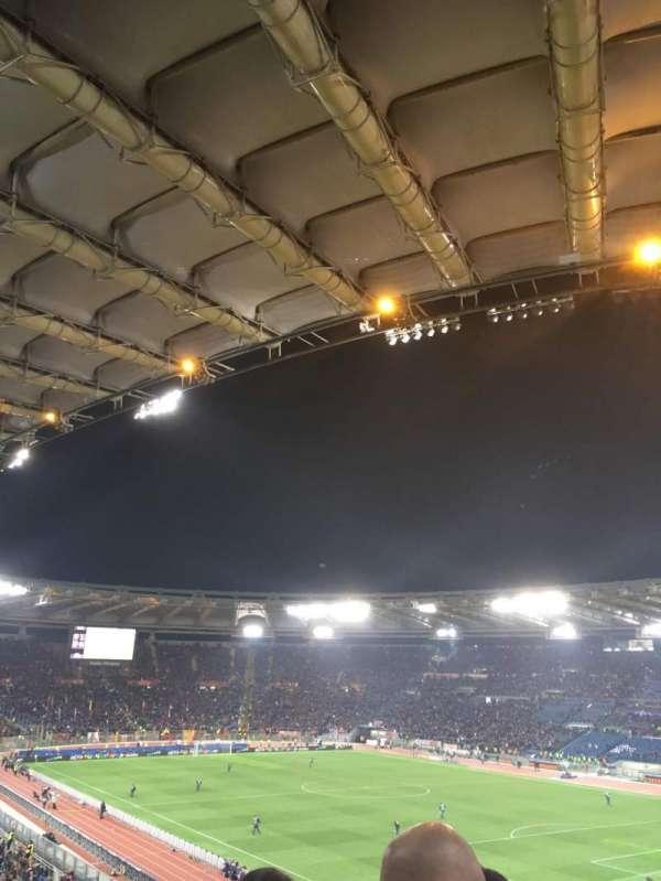 Stadio Olimpico, section: 44AD, row: 48