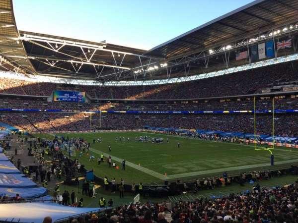 Wembley Stadium, section: 137, row: 41, seat: 110