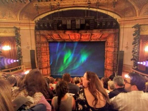St. James Theatre, section: Mezzanine C, row: N, seat: 101 & 102