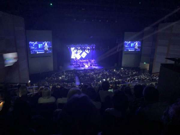 Smart Financial Centre, section: 204, row: P, seat: 4