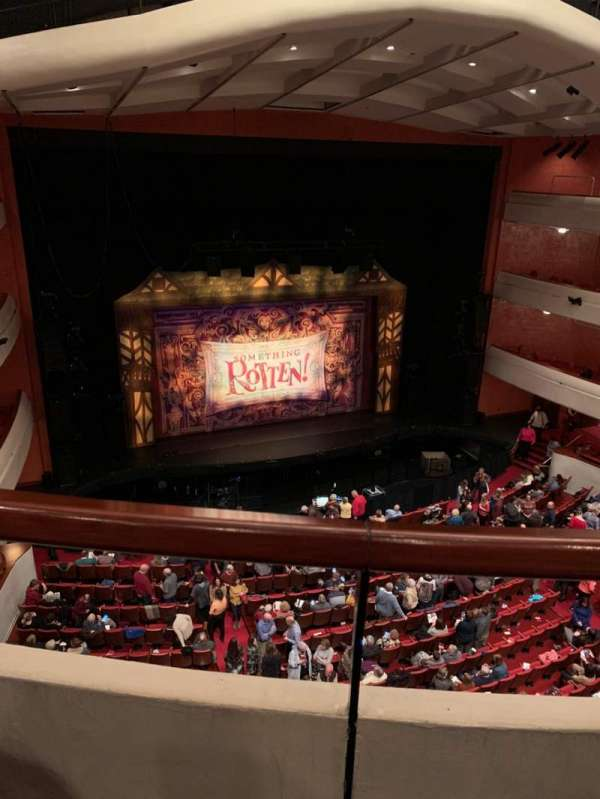 Fox Cities Performing Arts Center, section: Fam1, row: A, seat: 413