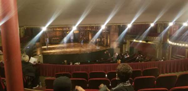 CIBC Theatre, section: Dress Circle LC, row: F, seat: 235