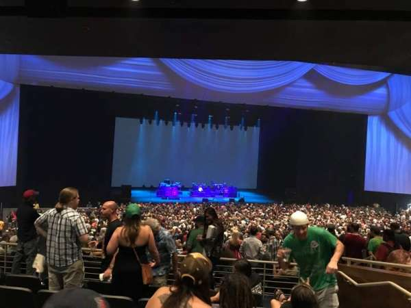 Park Theater at Park MGM, section: 305, row: M, seat: 4