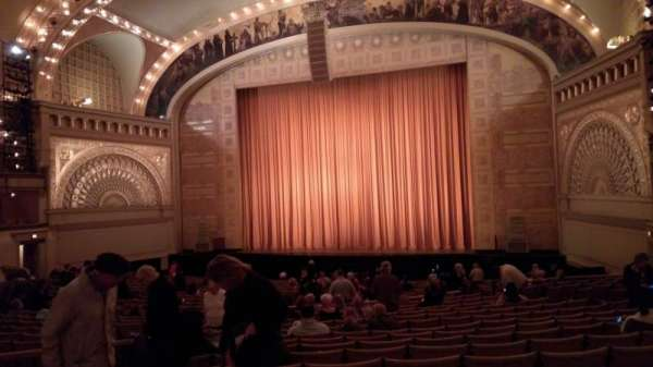 Auditorium Theatre, section: Dress-R, row: DD, seat: 108