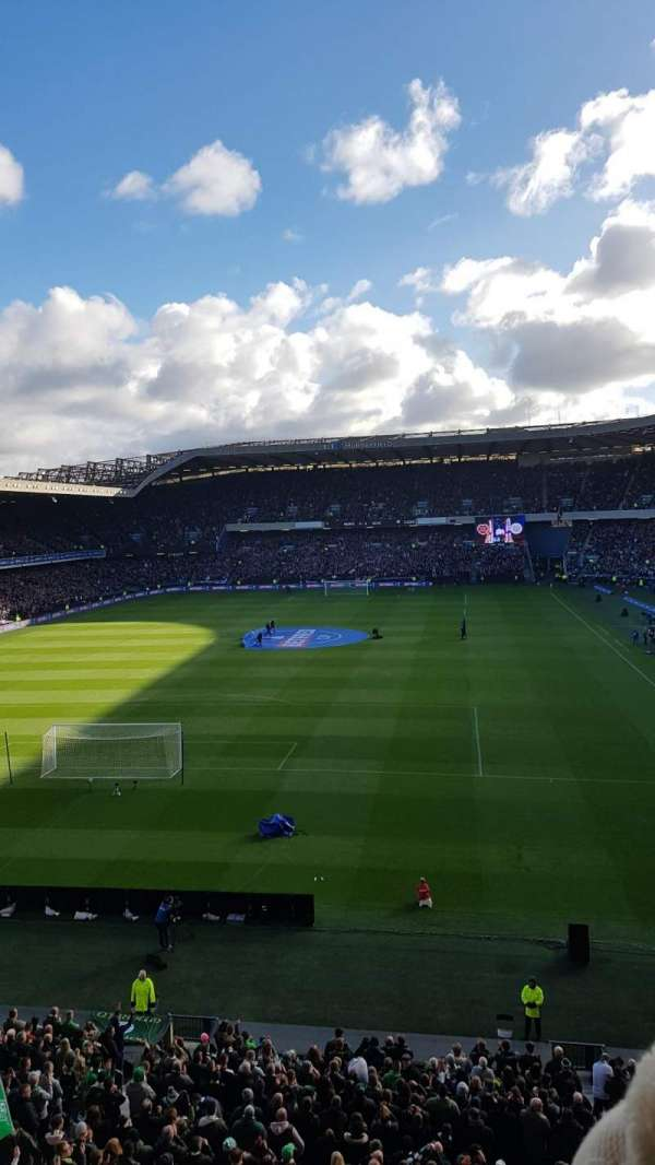 Murrayfield Stadium, section: N5, seat: 15