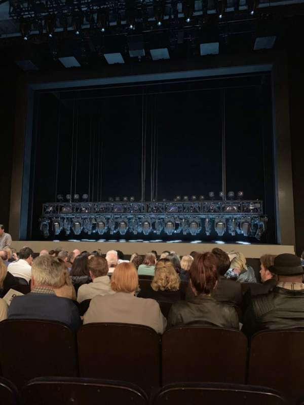 Lunt-Fontanne Theatre, section: Orchestra C, row: N, seat: 113