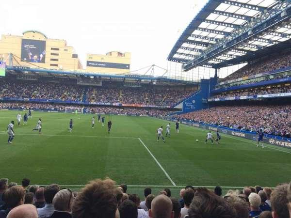 Stamford Bridge, section: Matthew Harding Lower 11, row: L, seat: 44