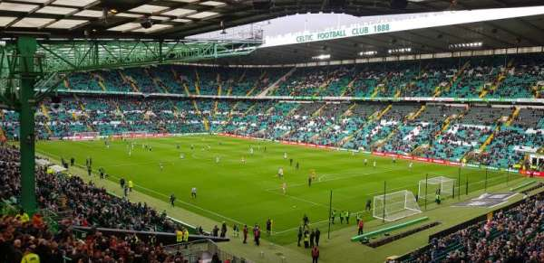 Celtic Park, section: 119, row: QQ, seat: 5