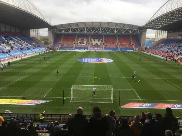 DW Stadium , section: N4, row: AA, seat: 89