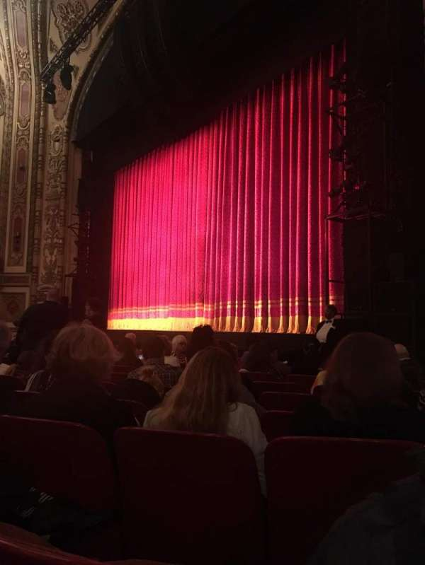 Nederlander Theatre (Chicago), section: Orchestra R, row: L, seat: 30