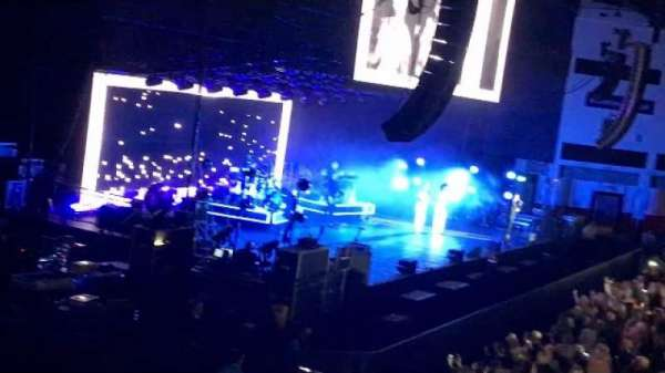 Motorpoint Arena Cardiff, section: Balcony North, row: B, seat: 147