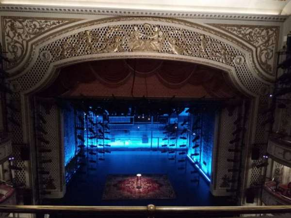 Cort Theatre, section: Balcony Center, row: C, seat: 105