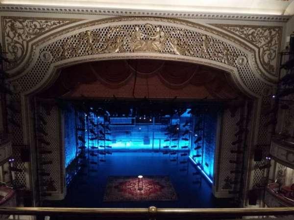 Cort Theatre, section: Balcony Center, row: C, seat: 105