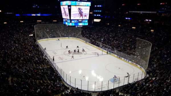 Nationwide Arena, section: 212, row: A, seat: 11