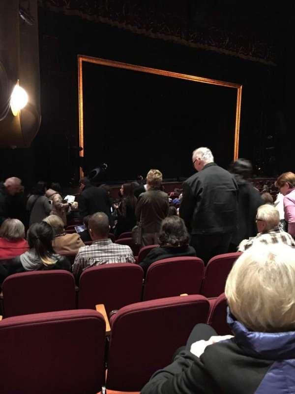 San Jose Center For The Performing Arts, section: OrchestraL, row: 11, seat: 48