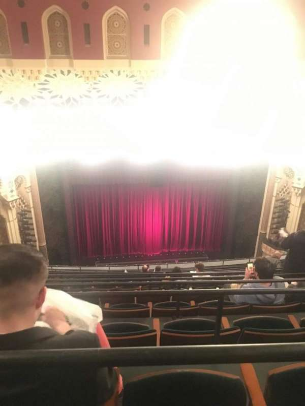 New York City Center, section: Balcony, row: M, seat: 122