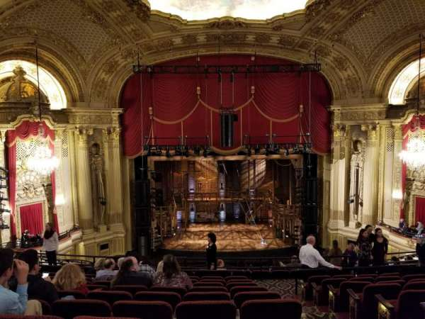 Boston Opera House, section: MezzLC, row: H, seat: 103