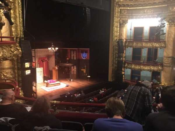 Emerson Colonial Theatre, section: Dress Circle, row: E, seat: 21