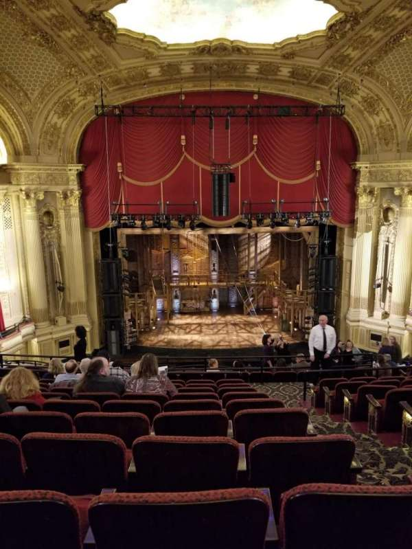 Boston Opera House , section: Mezz Left Center, row: J, seat: 103