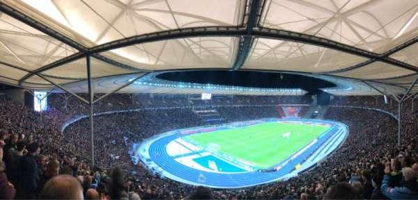 Olympiastadion, section: 33.2, row: 26, seat: 1