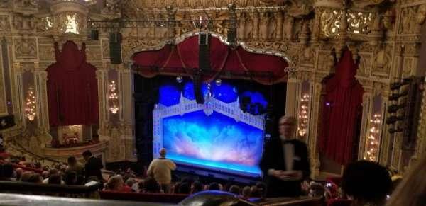 Nederlander Theatre (Chicago), section: Balcony R, row: P, seat: 362