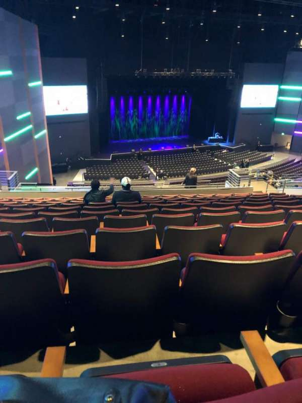 Smart Financial Centre, section: 203, row: P, seat: 8