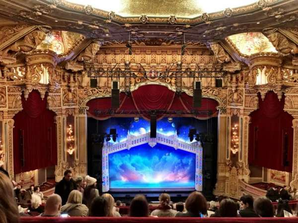 Nederlander Theatre (Chicago), section: Balcony C, row: N, seat: 303