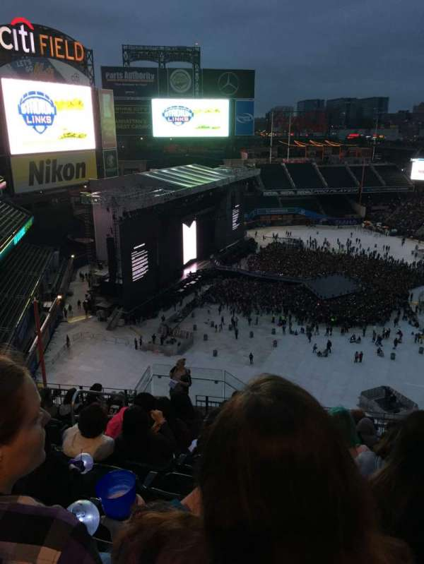 Citi Field, section: 527, row: 12, seat: 21