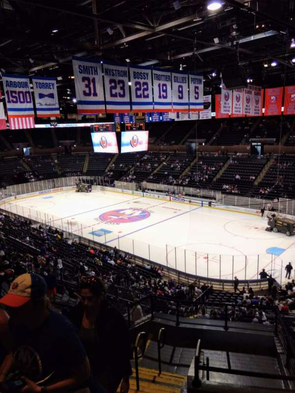 Nassau Veterans Memorial Coliseum, section: 238, row: 8, seat: 14
