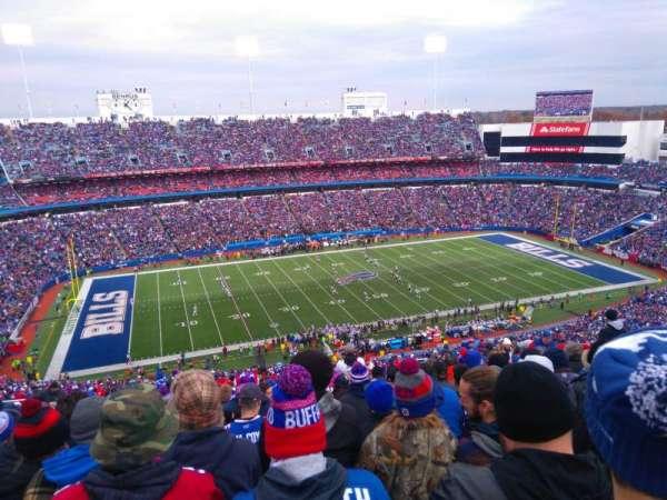 Highmark Stadium, section: 336, row: 36, seat: 12