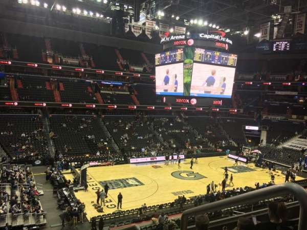 Capital One Arena, section: 212, row: E, seat: 12