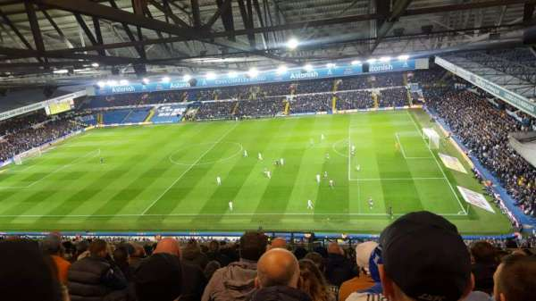 Elland Road, section: L37, row: X, seat: 37