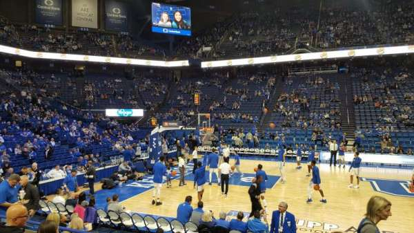 Rupp Arena, section: 15, row: D, seat: 1, 2