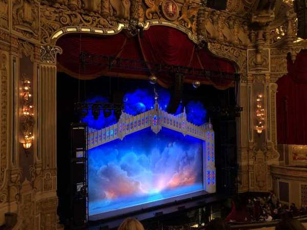 James M. Nederlander Theatre, section: LOGE L, row: C, seat: 359