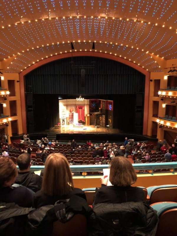 Procter And Gamble Hall at the Aronoff Center, section: Loge C, row: D, seat: 216