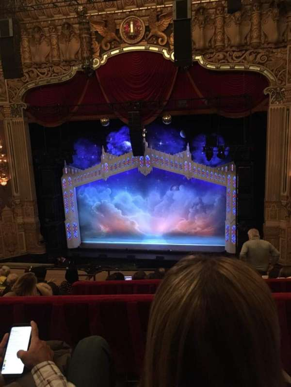 James M. Nederlander Theatre, section: Dress Circle RC, row: C, seat: 226